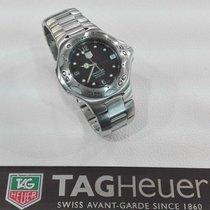 TAG Heuer Kirium Steel 39mm Black No numerals