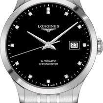 Longines Record L2.821.4.57.6 new