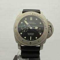 Panerai Luminor Submersible 1950 3 Days Automatic Titanium 47mm Black