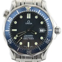 Omega Seamaster Diver 300 M 2561.80.00 1998 pre-owned