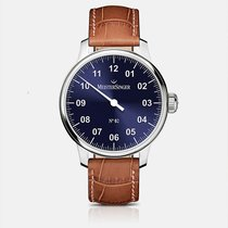 Meistersinger N° 02 new Automatic Watch with original box and original papers AM6608N