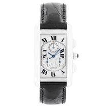 Cartier W2603356 2312 White gold Tank Américaine 45mm pre-owned United States of America, Texas, Dallas