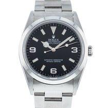 Rolex 14270 Stahl Explorer 36mm gebraucht