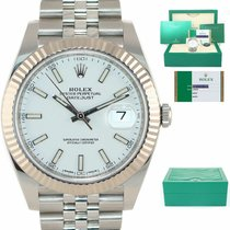 Rolex Datejust Steel 41mm White United States of America, New York, Massapequa Park