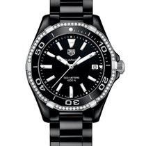 TAG Heuer Aquaracer Lady 35mm Quartz new Watch with original box and original papers 2021