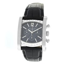 Bulgari Assioma Steel 34mm Black Arabic numerals United States of America, New York, New York
