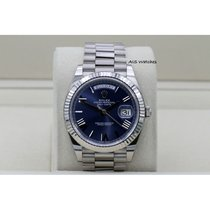 Rolex Day-Date 40 40mm Blue Roman numerals United States of America, Georgia, ATLANTA