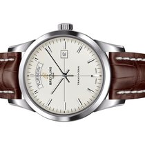 Breitling Transocean Day & Date A4531012/G751 2014 pre-owned