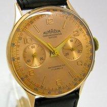 Chronographe Suisse Cie Roségold Handaufzug 36mm gebraucht