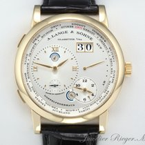 A. Lange & Söhne Lange1 Zeitzone Gelbgold 750 Time Zone...