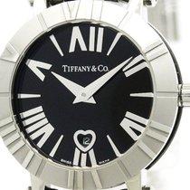 Tiffany Atlas Caramic Steel Ladies Watch Z1300.11.11a10a00a...