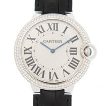Cartier Ballon Bleu 40mm Белое золото 40mm Cеребро