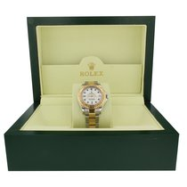 Rolex Yacht Master  Mint condition 68623 Very Good Condition...