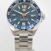 TAG Heuer Formula 1 Quartz Staal 43mm Blauw Arabisch Nederland, The Netherlands