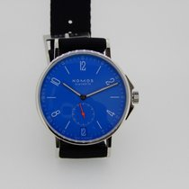 NOMOS Steel Automatic 554 new