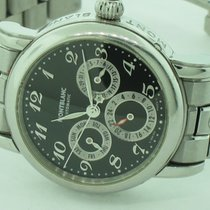 Montblanc Meisterstuck Chrono Sport Stainless Steel Automatic