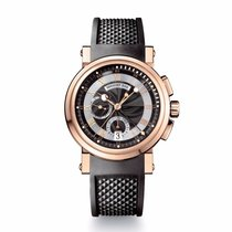 Breguet Marine 5827BR/Z2/5ZU New Rose gold 42mm Automatic UAE, Dubai