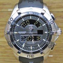 TAG Heuer Aquaracer Chronograph Caf1010 / Inkl. Mwst/