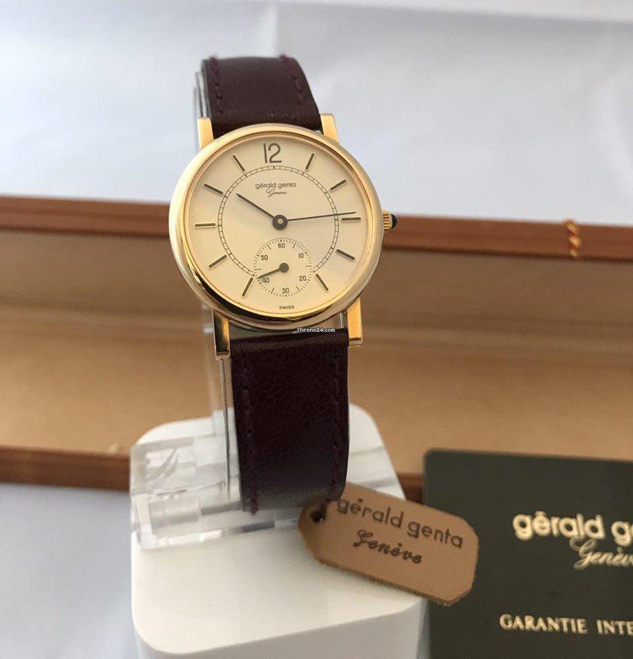 Gerald genta часы продать часов на пару сдам комнату