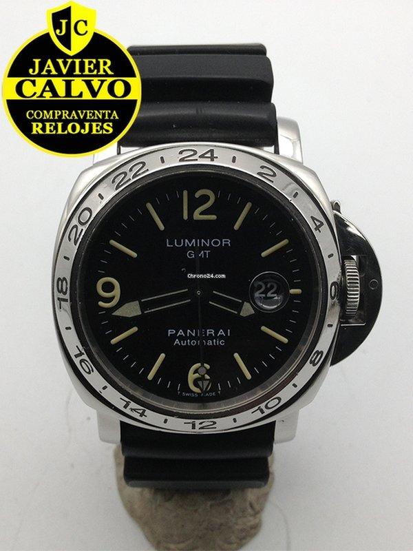 b6a369003e32 Panerai Luminor GMT Automatic - Precios de Panerai Luminor GMT Automatic en  Chrono24