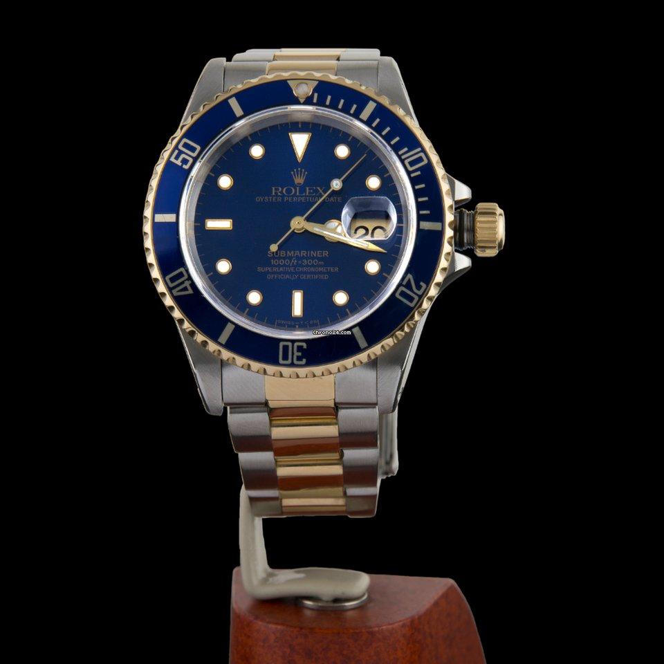 e131e5c701d Rolex Sultan 16613