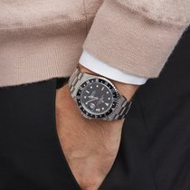 Rolex GMT-Master II Roestvrij Staal 16710 - W5273