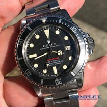 Rolex MK II Meter First Red Submariner Date