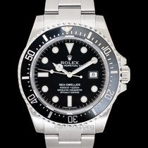 Rolex Sea-Dweller 4000 Steel 40mm Black United States of America, California, San Mateo