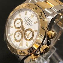 Rolex Chronograph 40mm Automatic 1999 pre-owned Daytona White