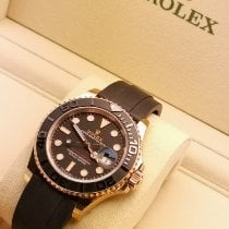 Rolex Yacht-Master 116655 18k Rose Gold 40mm