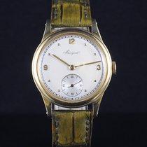 Breguet Or jaune 35mm Remontage manuel occasion France, Paris