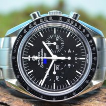 Omega Speedmaster Professional Moonwatch neu 40mm Stahl