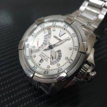 Seiko Velatura Steel 43.5mm White