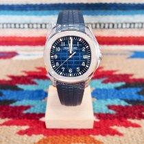 Patek Philippe Automatic 2018 new Aquanaut Blue
