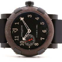 Romain Jerome Staal 46mm Automatisch T.OXY3.BBBB.00 tweedehands