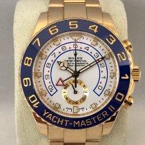 Rolex Yacht-Master II 116688 Yellow Gold ( LC 100 )