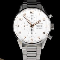 TAG Heuer Steel 43mm Automatic CV2A1AC.BA0738 pre-owned South Africa, Pretoria