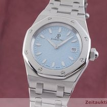 Audemars Piguet Royal Oak Lady Ατσάλι 33mm Μπλέ