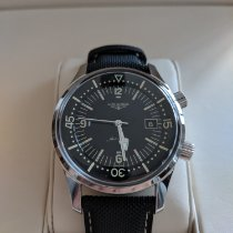 Longines Steel 42mm Automatic L3.674.4 pre-owned Canada, Toronto