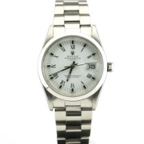 Rolex Oyster Perpetual Date 15000 Very good Steel 34mm Automatic