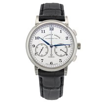 A. Lange & Söhne White gold 39.5mm Manual winding 402.026 new