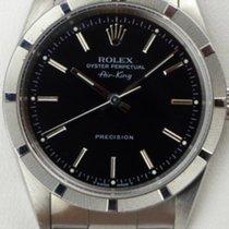 Rolex 14010 Stahl 1997 Air King Precision 34mm gebraucht Deutschland, Köln