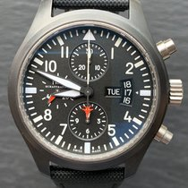 IWC Pilot Chronograph Top Gun IW378901 2008 pre-owned