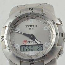 Tissot Staal 43mm Quartz T253/353 tweedehands