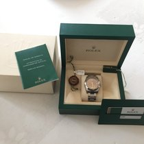 Rolex Oyster Perpetual 36 116000 White Grape 2015 new