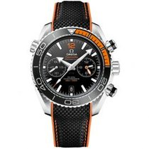Omega Seamaster Planet Ocean Chronograph 215.32.46.51.01.001 nouveau