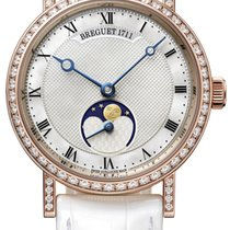 Breguet Rose gold 30mm Automatic 9088BR/52/964/DD0D new