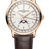 Vacheron Constantin Traditionnelle Rose gold 41mm Silver United States of America, Florida, Sunny Isles Beach