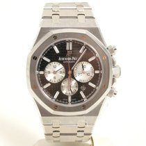 Audemars Piguet Royal Oak Chronograph new 2019 Automatic Chronograph Watch with original box and original papers 26331ST.OO.1220ST.02