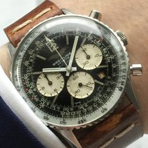 Breitling Old Navitimer REF 7806 IRAK CHRONOGRAPH IRAQI AIR FORCE BREITLING OLD NAVITIMER VINTAGE REF 7806 1974 occasion